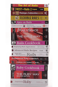Ruby on Rails books